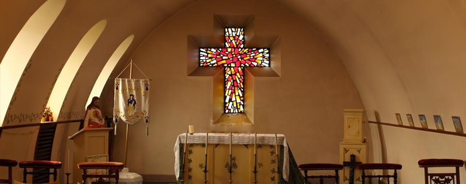 La chapelle – Ecole Saint-Yves