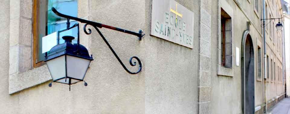 ecole saint-yves façade 1