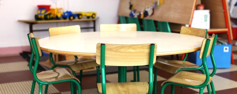 Classe de maternelle – Ecole Saint-Yves