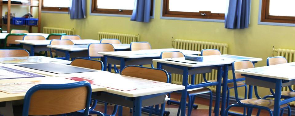 Classe de primaire – Ecole Saint-Yves – Rennes